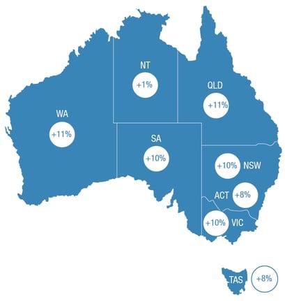Map of Australia_Regional stats